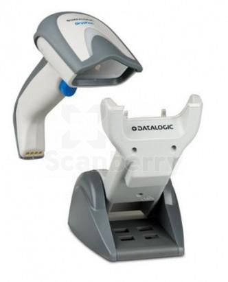 Фото Беспроводной сканер штрих-кода Datalogic Gryphon GM4100 GM4130-WH-433K1